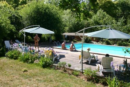 41 loir et cher for Camping loir et cher avec piscine